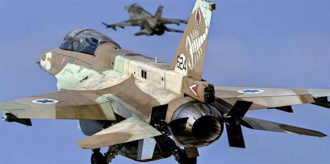 Zionist warplanes launch new airstrike in Palestine