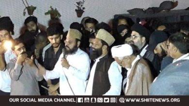 sunni scholars support shia families