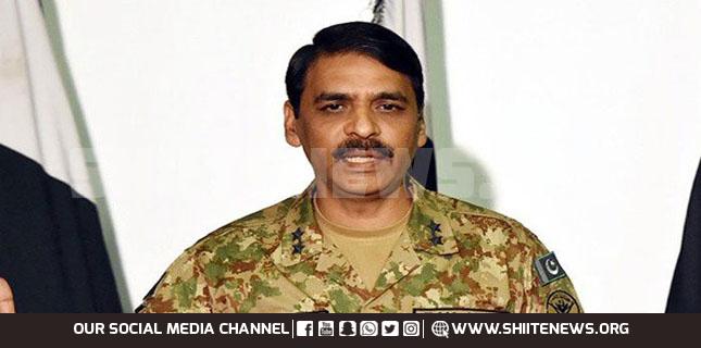 Pakistan Iran Pak Army spokesman