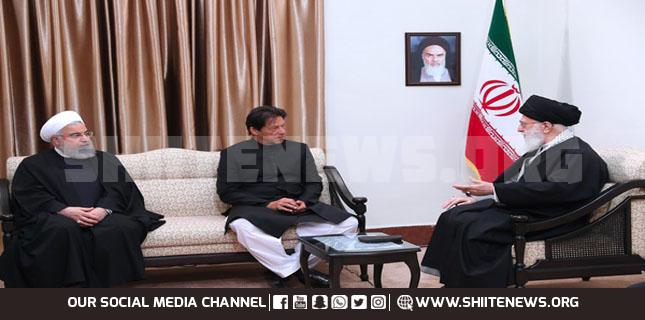 Pakistan lauds Ayatollah Khamenei