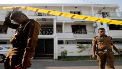 pakistanis sri lanka bombings