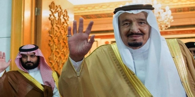 Rift between Saudi King and Crown Prince