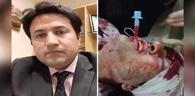 Terrorist attack PTI's Shia leader in Dera Ghazi Khan