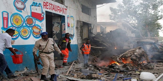 Deadly bomb explosion in Somalia's Capital