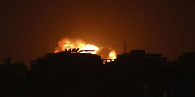 2 Rockets launched from Gaza land in Tel Aviv