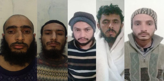 Five terrorists arrested for attacks on Imam Bargah security forces