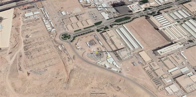 Satellite images show Saudi Arabia almost complete its first nuclear plant