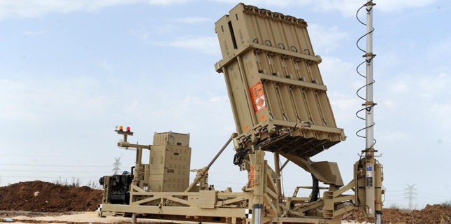 Israel deploys Iron Dome missile system in Tel Aviv