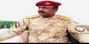 Houthi retaliatory attack near Saudi border kills a rival military commander