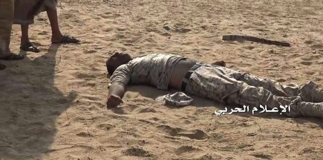 Ansarullah forces claim killed 100+ Saudi soldiers