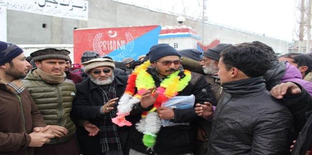 Shaikh Hassan Johari released on bail