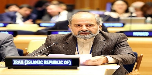 In Security Council meeting Iran calls for global battle against Takfiri ideology