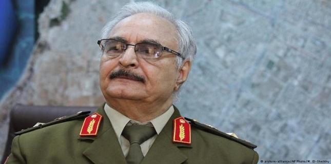 Libyan:General Haftar's forces advancing capital amid fears of Civil War