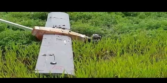 Syrian forces shoot down terrorists drone in Hama