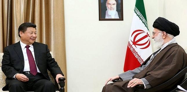 Chinese President Xi Jinping sent letter to Ayatollah Khamenei