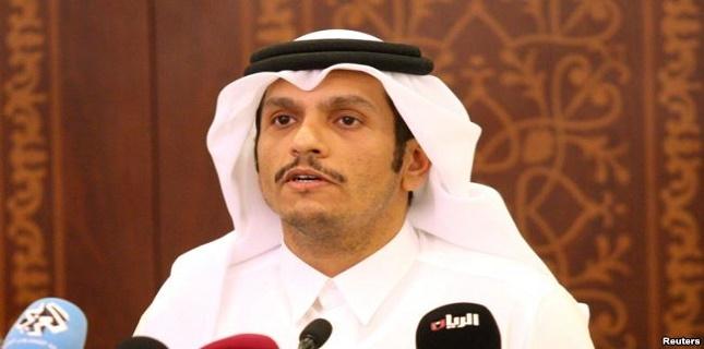 Qatari FM: Saudi regime have no authority to interfere in Qatari arms deal