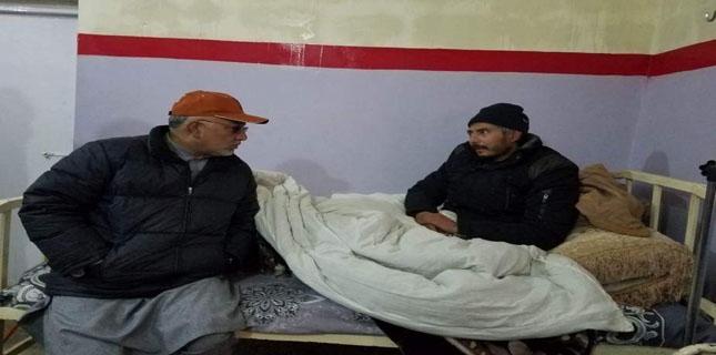 Shaikh Hassan Johari shifted to hospital from jail