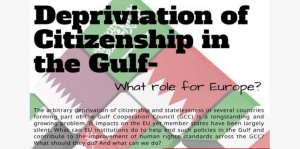 UK-based Group: Bahrain has stripped 40 activists of citizenship since January