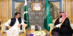 MBS Pakistan visit already marred by regional tension
