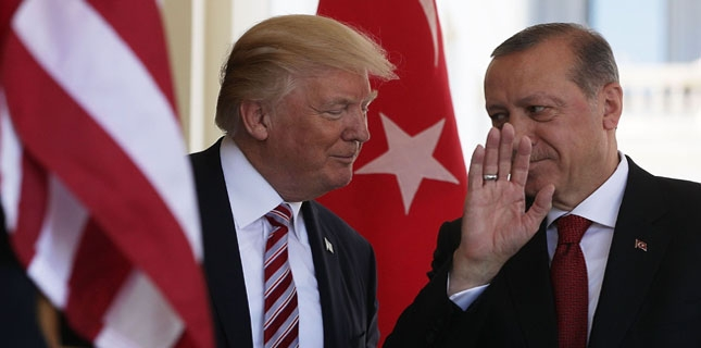 Trump empty threat to devastate NATO ally Turkey economically