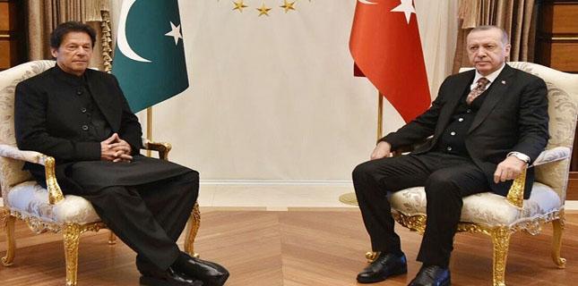 Erdogan lauds Pakistan for declaring Gulenist organisation a terror outfit