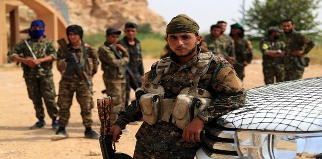 Numbers of US-Backed SDF Fighters Join Syrian Army