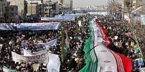 Ocean of Iranians marks Islamic Revolution 40th anniversary on streets