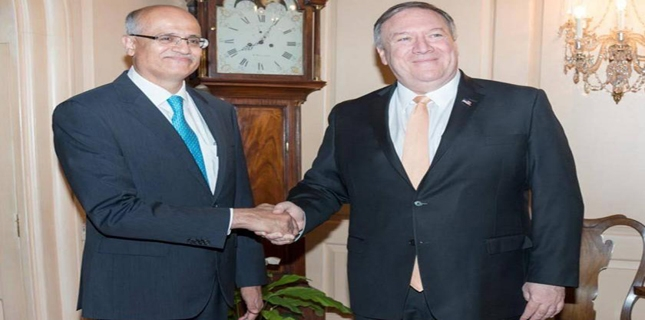 Top US diplomat dictates Pakistan to do more as Indian official meets him in Washington