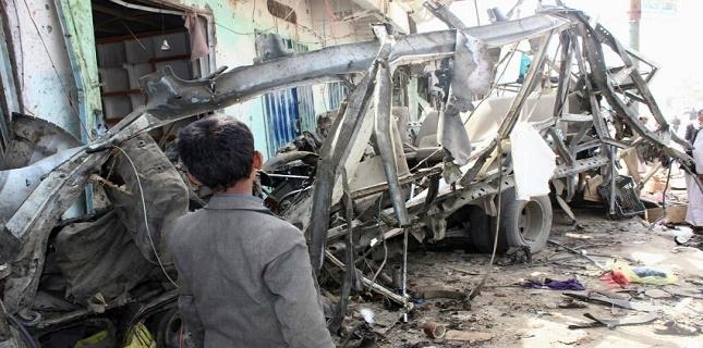 Yemen: Saudi air strike target water truck