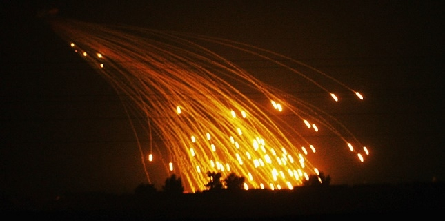 Syria: Several killed in US White Phosphorus bombs