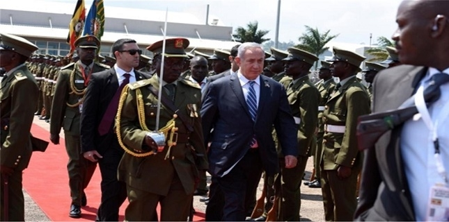 Israel pushing for Africa foothold with military training: Report