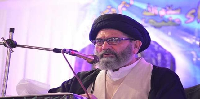 Allama Sajid Naqvi hails