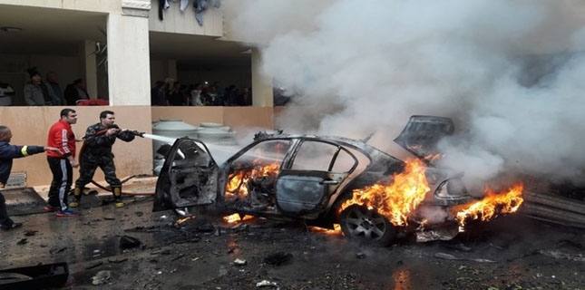 Mossad agent arrested in Lebanon for car bomb attack against Hamas official