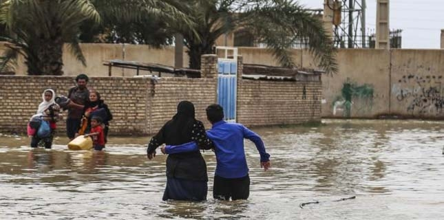 Pakistanis launch aid campaign for Iran flood victims