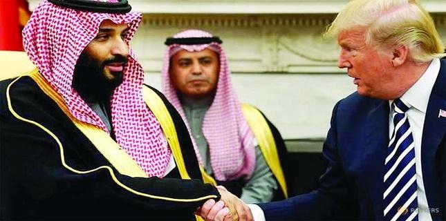 US is partner in Saudi war