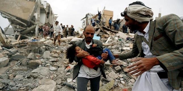 Yemen: Two dozen women and civilians killed in  fresh Saudi airstrikes