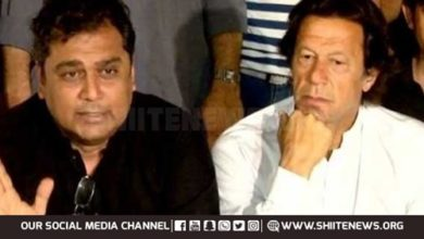 Pakistan minister ali zaidi iran ties