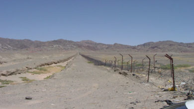 pakistan iran border counterrorism