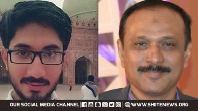 Two Shias enforced disappearance freed