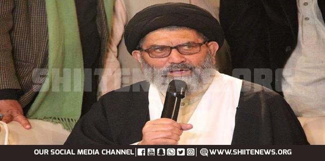 Allama Sajid Naqvi 14August