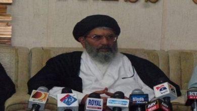 Allama Sajid Naqvi demands withdrawal of false cases