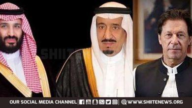 Saudi Arabia invites Pakistan GCC AL summit
