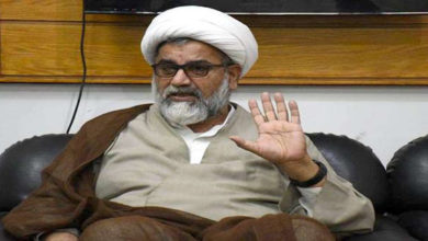 Allama Raja Nasir condemns callousness of UNSC on HR violations