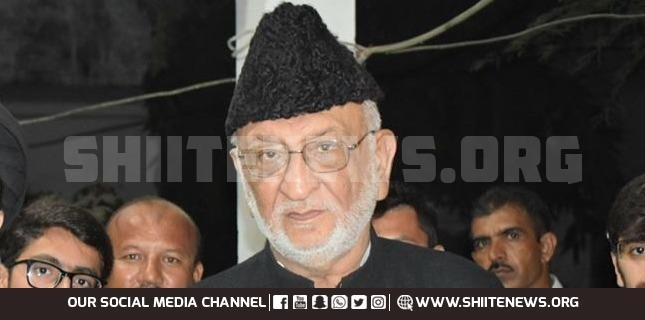 Allama Abbas Kumaili