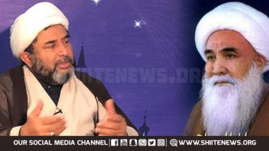Ayatollah Mohaqiq Kabuli died