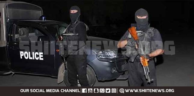 Terror bid foiled CTD Multan