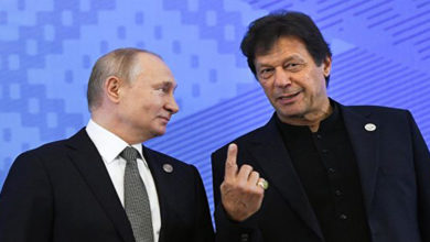 Pakistan Russia Defence Ties