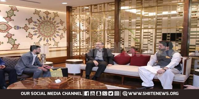Iran deputy interior minister Pakistan