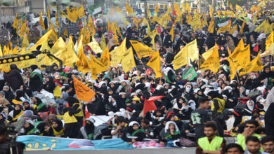 quds day rallies pakistan