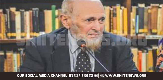 Rustam Shah Mohmand Iran Pakistan